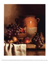 Confit Jar with Bowl Fine-Art Print