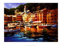Portofino Colors Fine-Art Print