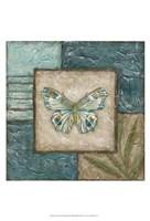 Large Butterfly Montage II Fine-Art Print