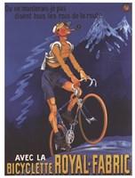 Cycles Royal Fabric Fine-Art Print
