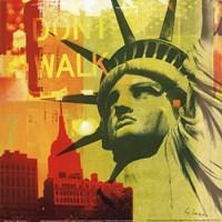 New York III Fine-Art Print