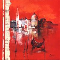 Venise Reflets Fine-Art Print