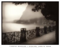 Evening, Lago Di Como Fine-Art Print