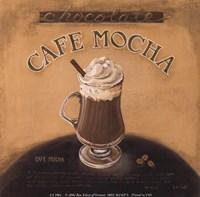 Cafe-Mocha Fine-Art Print