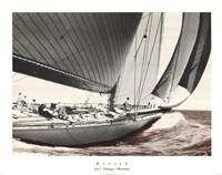 Mariner's Museum - Ranger 1937 Vintage Maritime Fine-Art Print
