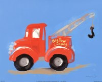 Big Tow Company Fine-Art Print