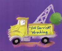 Full Service Wrecking Fine-Art Print