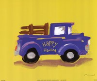 Happy Hauling Fine-Art Print