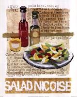 Salad Nicoise Fine-Art Print