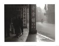 Quiet Hong Kong Street Fine-Art Print