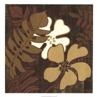 Calypso Floral I Fine-Art Print
