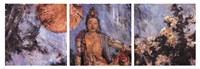 Guanyin Triptypch Fine-Art Print