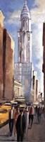Empire State Building - street view Fine-Art Print