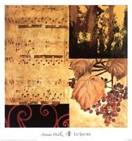 Autumn Waltz II Fine-Art Print