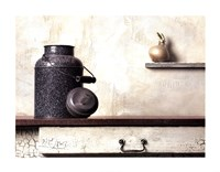 Jug with Onion Fine-Art Print