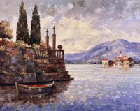 Evening Light on Lake Como Fine-Art Print