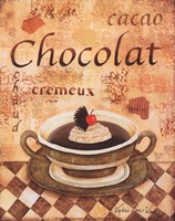 Cacao Chocolat Fine-Art Print