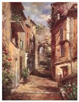 Tuscan Village Fine-Art Print