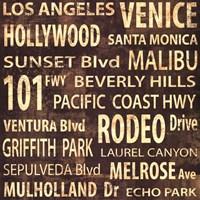 L.A. Fine-Art Print