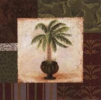 Potted Palm I Fine-Art Print