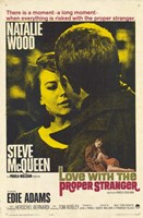 Love With the Proper Stranger Natalie Wood Fine-Art Print