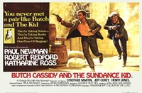 Butch Cassidy and the Sundance Kid Horizontal Fine-Art Print