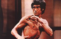 Enter the Dragon Karate Action Fine-Art Print