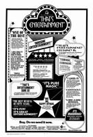 That's Entertainment Fine-Art Print