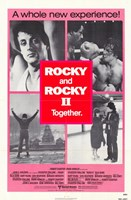 Rocky 2 & Rocky Together Fine-Art Print