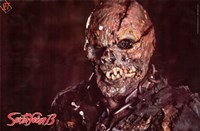 Friday the 13th Jason Vorhees without Mask Fine-Art Print