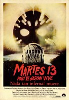 Friday the 13th Part 6 Jason Lives Fine-Art Print