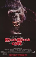King Kong Lives 2 Fine-Art Print