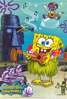 SpongeBob SquarePants - Hula Fine-Art Print