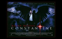 Constantine - black wings Fine-Art Print
