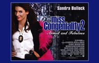 Miss Congeniality 2: Armed and Fabulous Sandra Bullock Fine-Art Print