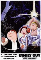 Family Guy Star Wars Jedi Fine-Art Print