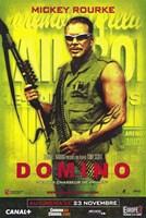 Domino - Mikey Rourke Fine-Art Print