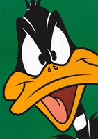 Daffy Duck Fine-Art Print