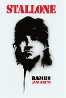 Rambo - January 25 Fine-Art Print