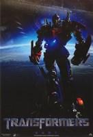 Transformers - style J Fine-Art Print