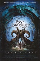 Pan's Labyrinth - little girl walking Fine-Art Print