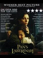Pan's Labyrinth - Winner-Best Picture Fine-Art Print