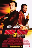 Rush Hour 3 Fine-Art Print