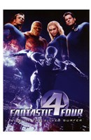Rise of the Silver Surfer Fantastic Four Fine-Art Print
