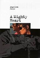 A Mighty Heart Angelina Jolie Fine-Art Print