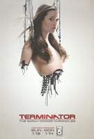 Terminator: The Sarah Connor Chronicles - style B Wall Poster