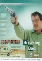 Breaking Bad - man with a gun Fine-Art Print