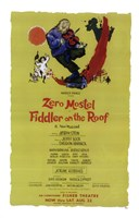 Fiddler on the Roof (Broadway) Fine-Art Print