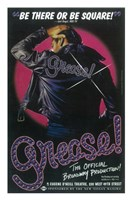 Grease (Broadway) Official Production Fine-Art Print