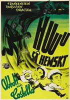 Bud Abbott and Lou Costello Meet Frankenstein, c.1948 (foreign) Fine-Art Print
